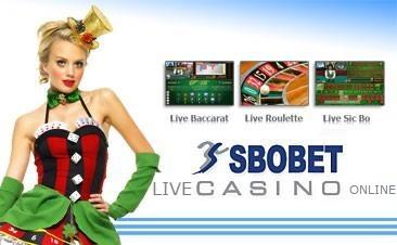 Live Casino Sbobet Online